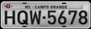 Placas De Carro Por Estado